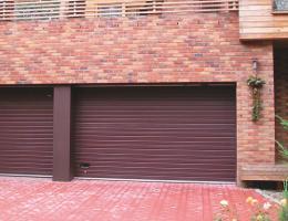 Sekční vrata garážová Bruntál